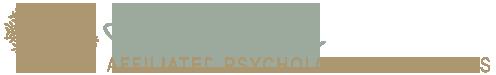 Argun Affiliated Psychological Services Logo